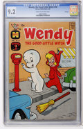 Silver Age (1956-1969):Cartoon Character, Wendy, the Good Little Witch #18 File Copy (Harvey, 1963) CGC NM- 9.2 Cream to off-white pages....