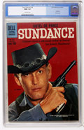 Silver Age (1956-1969):Western, Four Color #1126 Sundance (Dell, 1960) CGC NM+ 9.6 Off-whitepages....