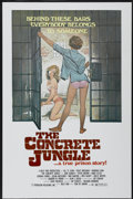 """Movie Posters:Bad Girl, The Concrete Jungle (Pentagon, 1982). One Sheet (27"""" X 41""""). BadGirl...."""
