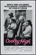 "Movie Posters:Blaxploitation, Cooley High (American International, 1975). One Sheet (27"" X 41"")Tri-Folded. Blaxploitation...."