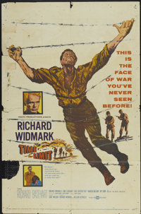 "Time Limit (United Artists, 1957). One Sheet (27"" X 41""). Drama"