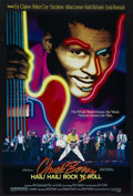"Movie Posters:Rock and Roll, Chuck Berry: Hail! Hail! Rock 'n' Roll (Universal, 1987). One Sheet (26.5"" X 39.75""). Rock and Roll...."