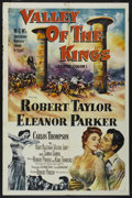 "Movie Posters:Adventure, Valley of the Kings (MGM, 1954). One Sheet (27"" X 41"").Adventure...."