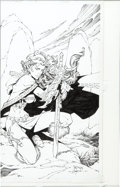 Original Comic Art:Covers, Randy Green and Jonathan Sibal - Tales of the Witchblade #6 CoverOriginal Art (Image, 1998)....