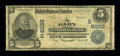 National Bank Notes:West Virginia, Gary, WV - $5 1902 Date Back Fr. 592 The Gary NB Ch. # (S)8333. ...