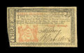 Colonial Notes:New Jersey, New Jersey 1786 3s Very Fine....
