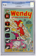 Bronze Age (1970-1979):Humor, Wendy, the Good Little Witch #72 File Copy (Harvey, 1972) CGC NM+9.6 Off-white to white pages....