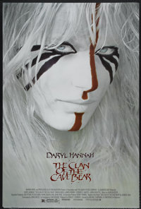 """The Clan of the Cave Bear (Warner Brothers, 1985). One Sheet (27"""" X 40.5""""). Drama"""