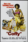 "Movie Posters:Blaxploitation, Coffy (American International, 1973). One Sheet (27"" X 41""). Blaxploitation...."