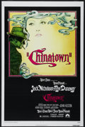 "Movie Posters:Mystery, Chinatown (Paramount, 1974). One Sheet (27"" X 41"") Tri-Folded.Mystery...."