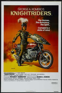 "Knightriders (Warner Brothers, 1981). One Sheet (27"" X 41""). Action"