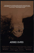 """Movie Posters:Science Fiction, Altered States (Warner Brothers, 1980). One Sheet (25"""" X 39.5"""").Science Fiction...."""
