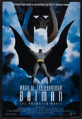 "Movie Posters:Animated, Batman: Mask of the Phantasm (Warner Brothers, 1993). One Sheet (27"" X 40"") SS. Animated...."