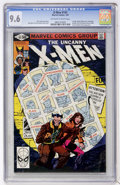 Modern Age (1980-Present):Superhero, X-Men #141 (Marvel, 1981) CGC NM+ 9.6 Off-white to white pages....