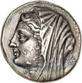 Ancients:Greek, Ancients: Sicily, Syracuse. Philistis, wife of Hieron II....