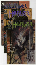 Modern Age (1980-Present):Horror, Hellblazer Group (DC, 1988-92) Condition: Average VF-.... (Total:40 Comic Books)