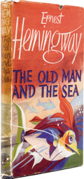Books:First Editions, Ernest Hemingway. The Old Man and the Sea. London: JonathanCape, [1952]....