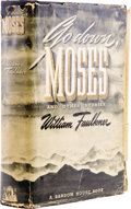 Books:First Editions, William Faulkner. Go Down Moses and other Stories. New York:Random House, [1942]....