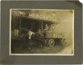Photography:Cabinet Photos, Large format Photograph of Wagon Southern Colorado ca 1890s - ...