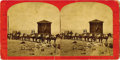 Photography:Stereo Cards, Stereoview Humboldt Mining C.P.P.R. California ca 1870s -...