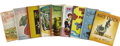 Books:Children's Books, Collection of Nine Assorted Children's Books,... (Total: 9 Items)