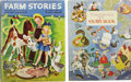 Books:Children's Books, Two Gustaf Tenggren Illustrated Children's Books,... (Total: 2Items)