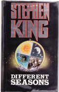 Books:Signed Editions, Stephen King. Different Seasons. London & Sydney:Macdonald & Co., [1982]....
