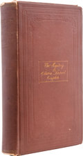 Books:First Editions, [Charles Dickens]. Part Second of the Mystery of Edwin Drood. Bythe Spirit-Pen of Charles Dickens, Through a Medium...
