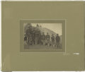 Western Expansion:Goldrush, Large Photograph of Militia at Cripple Creek, Colorado ca 1900s-...