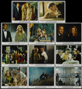 "Movie Posters:Drama, The Chase (Columbia, 1966). Color Still Set of 11 (8"" X 10""). Drama.... (Total: 11 Items)"