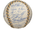 Autographs:Baseballs, 1994 All-Stars Signed Baseball. From the 1994 All-Star game held inPittsburgh, we offer this official All-Star Game basebal...