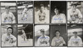 Autographs:Photos, Vintage Baseball Stars Signed Photographs, Lot of (18). Nostalgiais on display in this lot, perfect for the vintage basebal...(Total: 18 Item)