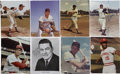 Autographs:Photos, National League Stars Signed Photographs Lot of 15. Fifteen vintage photos from former stars of the Senior Circuit. Checki...