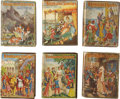 Books:Children's Books, Six Early Volumes of Bookano Stories, including:... (Total:5 Items)