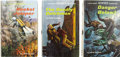Books:First Editions, John Blaine. Three Rick Brant Science Adventure First Editions,...(Total: 3 Items)