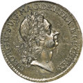 Colonials, 1723 2PENCE Rosa Americana Twopence MS62 Brown PCGS....