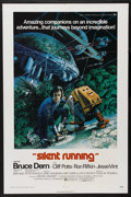 """Movie Posters:Science Fiction, Silent Running (Universal, 1972). One Sheet (27"""" X 41""""). ScienceFiction. Starring Bruce Dern, Cliff Potts, Ron Rifkin and J..."""