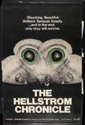 "Movie Posters:Documentary, The Hellstrom Chronicle (Cinema 5, 1971). Poster (39"" X 60""). Documentary. Starring Lawrence Pressman. Directed by Walon Gre..."