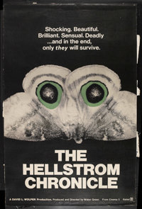 "The Hellstrom Chronicle (Cinema 5, 1971). Poster (39"" X 60""). Documentary. Starring Lawrence Pressman. Directe..."