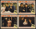"Movie Posters:War, The Man from Dakota (MGM, 1940). Lobby Cards (4) (11"" X 14""). War.Starring Wallace Beery, John Howard, Dolores del Rio, Don...(Total: 4 Items)"