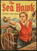 "Movie Posters:Adventure, The Sea Hawk (Warner Brothers, 1940). Picture Story Book (64 pages,8"" X 11""). Adventure. Starring Errol Flynn, Brenda Marsh..."