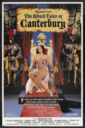 """Movie Posters:Sexploitation, The Ribald Tales of Canterbury (Caribbean Films, 1985). One Sheet(27"""" X 41""""). Adult. Starring Hypatia Lee, Colleen Brennan,..."""