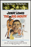 """Movie Posters:Comedy, The Big Mouth (Columbia, 1967). One Sheet (27"""" X 41""""). Comedy. Starring Jerry Lewis, Harold J. Stone, Susan Bay and Buddy Le..."""