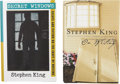 Books:First Editions, Stephen King. Two Books on Writing, including:... (Total: 2 Items)