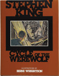 Books:First Editions, Stephen King. Cycle of the Werewolf. [Westland, Michigan]:The Land of Enchantment, Christopher Zavisa, Publishe...