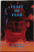 Books:First Editions, [Stephen King]. Feast of Fear. Conversations with StephenKing. San Rafael, California and Lancaster, Pennsylvan...