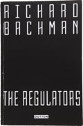 Books:First Editions, Stephen King (writing as Richard Bachman). The Regulators.[New York]: Dutton, [1996]....