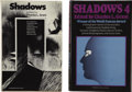 Books:Signed Editions, Charles L. Grant, editor. Two Signed Shadows Anthologies, including:... (Total: 2 Items)