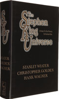 Books:Signed Editions, [Stephen King]. Stanley Wiater, Christopher Golden, and Hank Wagner. The Stephen King Universe....
