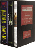 Books:Fiction, Stephen King. The Dark Tower Gift Collection, including:... (Total:3 Items)